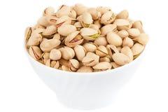 Puchar z pistacjami Obraz Stock
