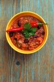 pucharu chili Zdjęcie Royalty Free