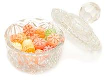 pucharu cukierków owoc Zdjęcie Stock