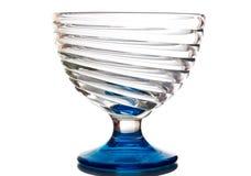 pucharu kryształ odizolowywał Zdjęcie Stock