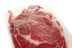 pucharu mięsa polistyren obraz stock