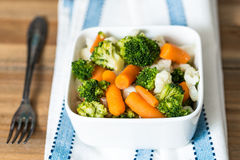 Puchary rozmaitość warzywa Fotografia Stock
