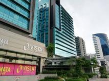 Puchong Pieniężny Korporacyjny centrum & x28; PFCC& x29; Zdjęcia Royalty Free