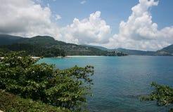 Pucket海岛在泰国 免版税库存照片