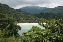 Pucket ö i Thailand arkivfoton