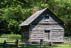 Puckett Cabin – Virginia, USA Royalty Free Stock Photos
