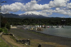 Pucon Chile Royalty Free Stock Images