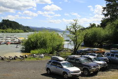 Pucon Chile Royalty Free Stock Image