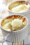 puddingów ryż zdjęcie stock