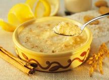 puddingów ryż zdjęcia royalty free
