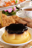 Pudding Royalty Free Stock Photography