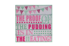pudding Obraz Royalty Free