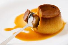 Pudding Stock Image