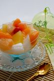 Pudding de style chinois Images stock