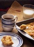 Pudding del pane Fotografia Stock Libera da Diritti