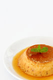 Pudding dessert Royalty Free Stock Images