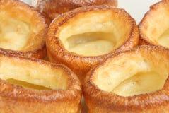 Pudding di Yorkshire Immagini Stock