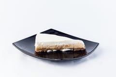 Pudding śmietanki tort Obraz Stock