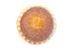 Pudding som är syrlig med pudrat socker Fotografering för Bildbyråer