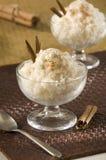 puddingów ryż Obrazy Stock