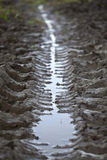 Puddle Royalty Free Stock Photography
