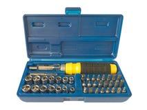 pudełek narzędzi Obrazy Stock