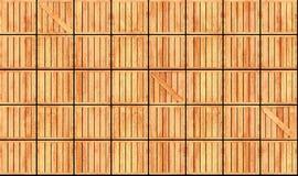 pudełek rzędów tekstura Obraz Stock