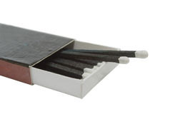 pudełek zapałek Obraz Stock