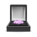 Pudełko dla diamentu ilustracji