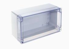Pudełko dla elektryczności Obrazy Royalty Free