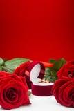 pudełko dzwoni dwa żonaty Fotografia Royalty Free