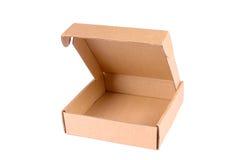 pudełko otwierający Fotografia Stock