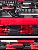 Pudełko z narzędziami Obraz Stock