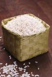 Pudełko z ryż Fotografia Stock