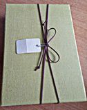 Pudełko z teraźniejszość fotografia stock