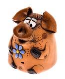pudełkowata świnia obrazy royalty free