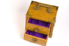 pudełkowata biżuteria Obraz Stock