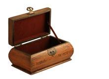 pudełkowata biżuteria Obrazy Stock