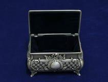 pudełkowata biżuteria fotografia royalty free