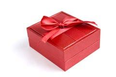 pudełkowata czerwień Fotografia Stock