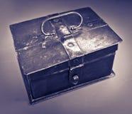 pudełkowata gotówka Fotografia Stock