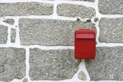 pudełkowata pocztę Zdjęcia Stock