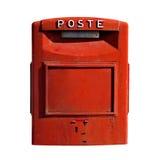 pudełkowata pocztę Obrazy Stock