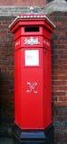 pudełkowata poczta Obraz Royalty Free