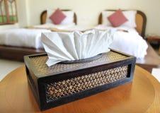 pudełkowata tkanka Zdjęcie Royalty Free