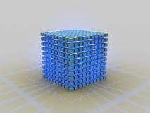 pudełkowaty światło Zdjęcie Stock
