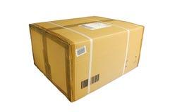 pudełkowaty karton Zdjęcie Royalty Free