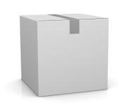 pudełkowaty karton ilustracja wektor