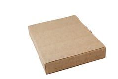 pudełkowaty karton gofrujący robić Obraz Stock