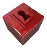pudełkowaty keyhole Fotografia Royalty Free